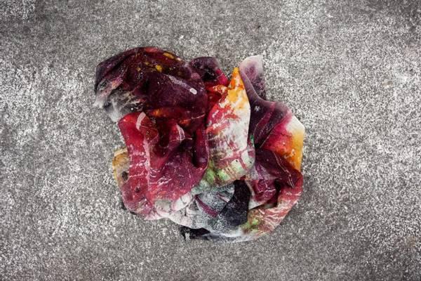 Bilde av Kunstskjerf - Purple
