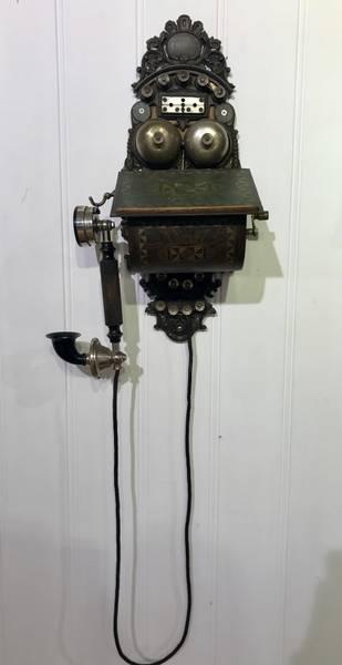 Bilde av Telefon fra ca. 1890