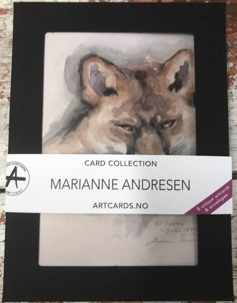 Bilde av Art cards - Marianne Andresen