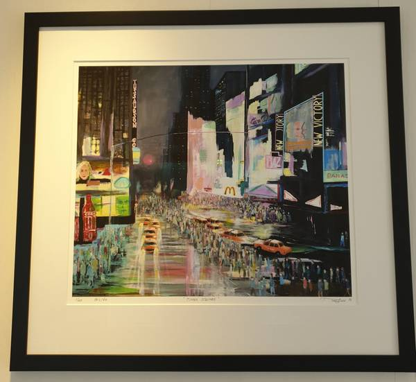 Bilde av Terje Tverfjell - Times Square