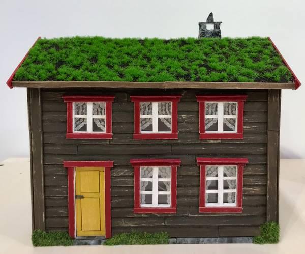Bilde av Mari Jøkulsdottir - Huset i gata I