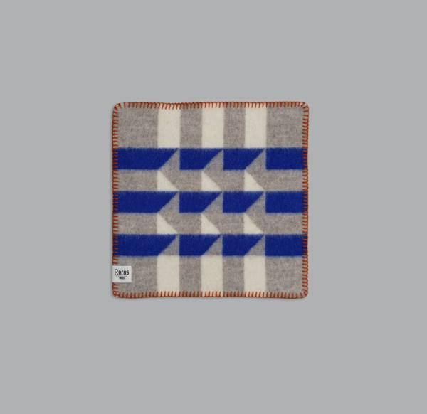 Bilde av Kvam - Blå sitteunderlag